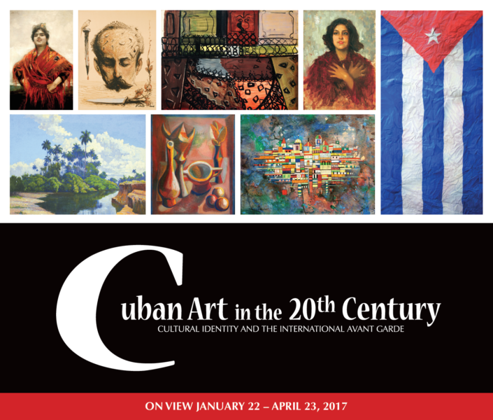 Cuban art exhibit