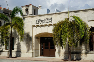 Coral Gables Museum Main Entrance {The Tree Topper (CC BY-ND-NC)}