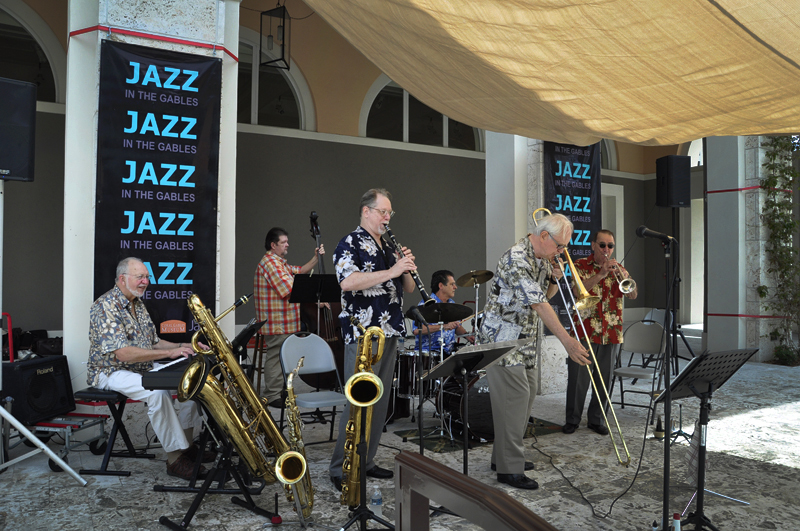 JAZZ Concert at the Plaza