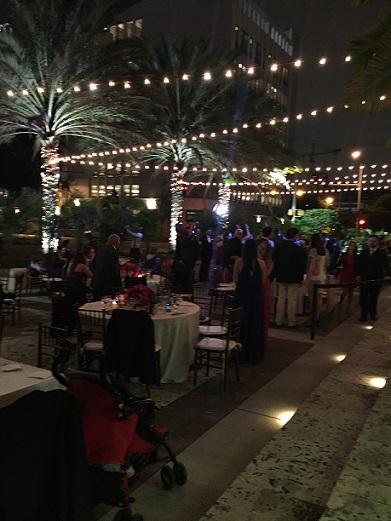 plaza dinner