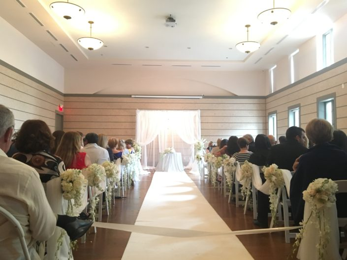 Wedding at the Museum