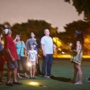 Bat Watch on Granada Golf Course photo courtesy Max Reed, Miami Herald