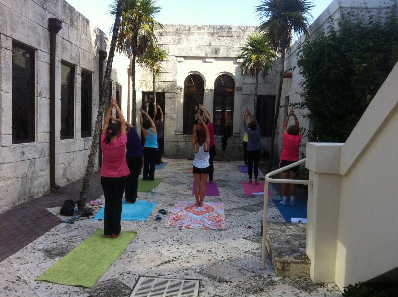 yoga coral gables museum