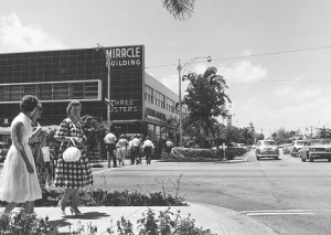 Miracle Mile Exhibit Title Image