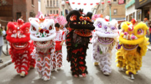 Lion Dance - Family Day