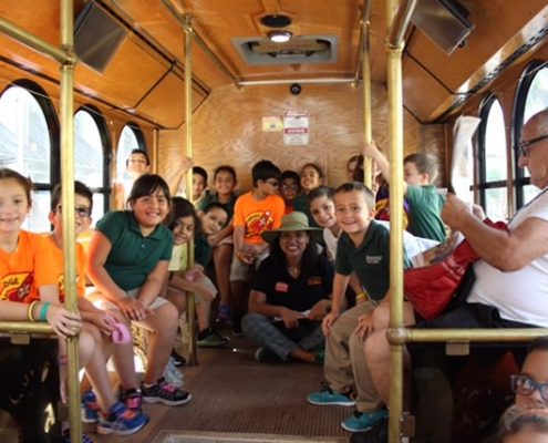 coral gables museum school visits