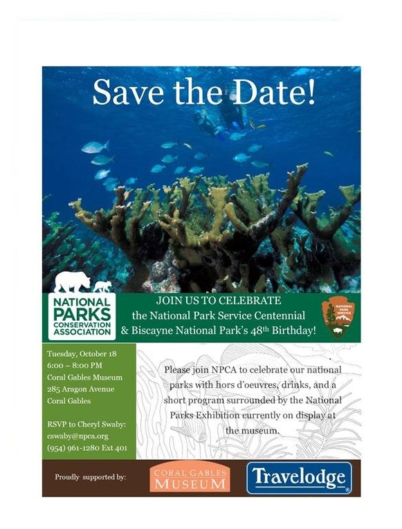 biscayne park anniversary event