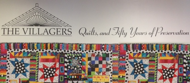the villagers quilts and fifty years of preservation