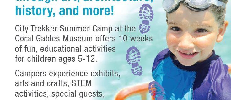 City Trekker Summer Camp 2017 graphic