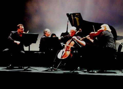Deering Estate Chamber Ensemble.RayFisherphoto