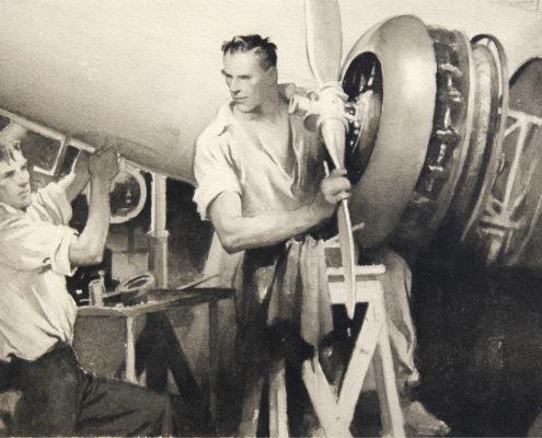 Plane mechanics
