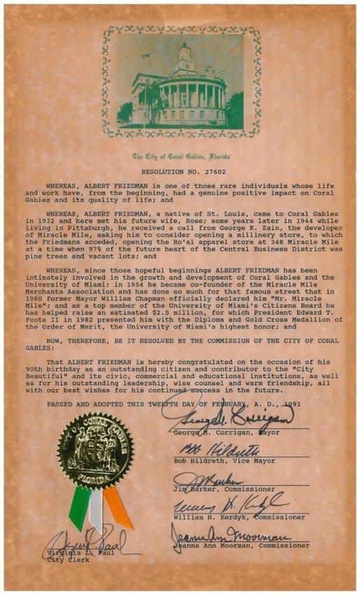 Certificate Outstanding