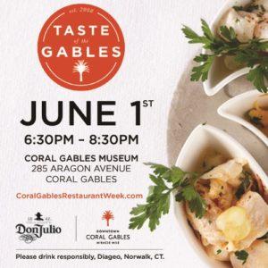 Taste of the Gables