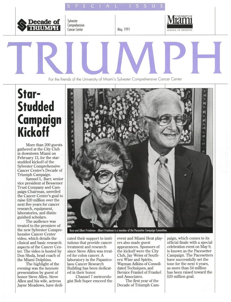 Triumph Article
