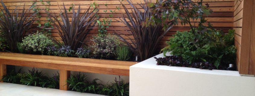 Designing Green Gardens