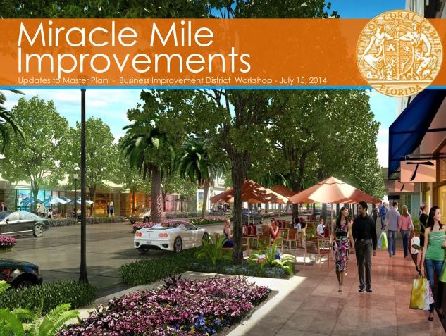Miracle Mile Improvements